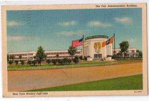 1939 NY Worlds Fair, Admin Bldg
