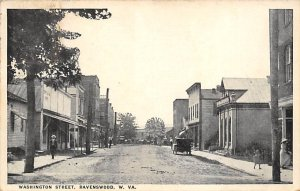 Washington Street, Ravenswood, WV