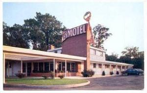 Key Motel, Alexandria, Virginia, 40-60s