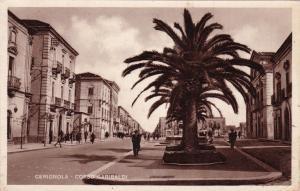 RP; Cerignola , Italy , 1910s ; Corso Garibaldi