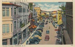 Panama , 00-10s ; Central Avenue , Panama City