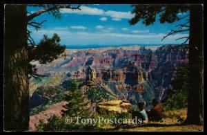 North Rim of Grand Canyon of the Colorado