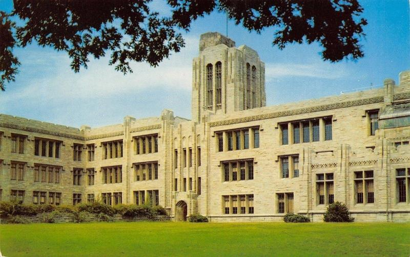 Indianapolis Indiana~Jordan Hall Built in 1928 Butler University 1963
