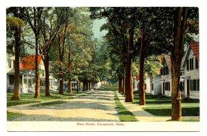 MA - Housatonic. Main Street
