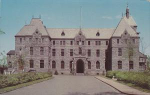 Archbishop Palace, Sherbrooke, Quebec, Canada, 40-60´s