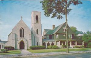 Illinois Aurora Our Savior Lutheran Church 1970
