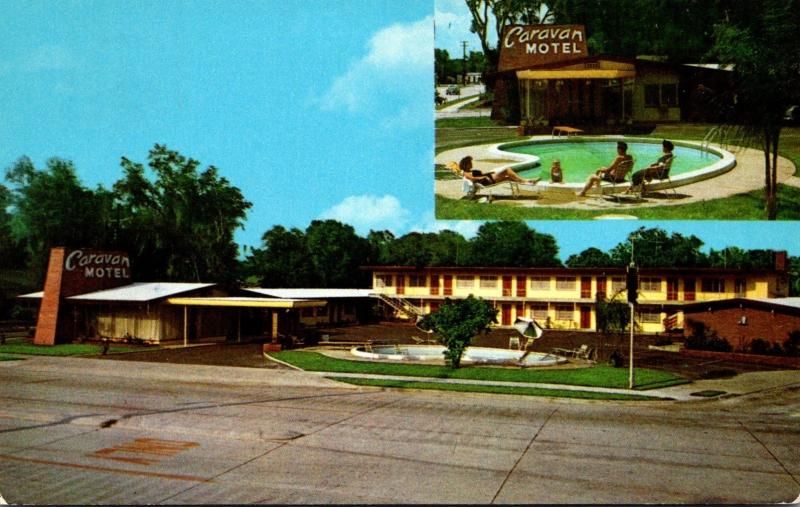 Florida St Augustine Caravan Motel