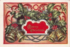 Merry Christmas, Ringing Bells & Holly, 10-20s