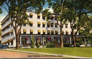 Maine Boothbay Harbor Hotel Fullerton