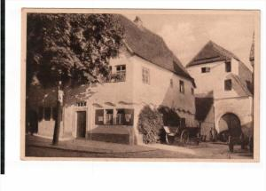 GERMANY, 1900-1910's; Motiv Aus Rothenburg O.T.
