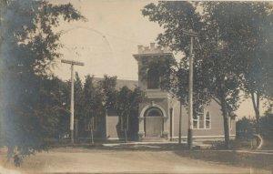 RP: HEBRON , Nebraska, 1908 ; M.E. Church