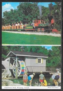Canada, Winnipeg, Manitoba, Assiniboine Park, unused