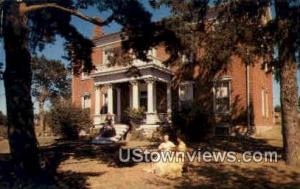 Historic Anderson House Lexington KY Unused