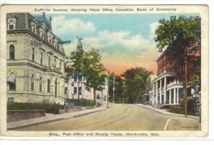 SHERBROOKE , Quebec , Canada , 00-10s ; Dufferin Avenue