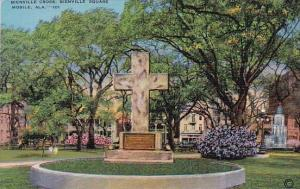 Bienville Cross Bienville Square Mobile Alabama