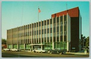 Tupelo Mississippi~Federal Bldg~Vintage Postcard