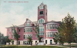 Oregon Ashland High School