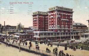 New Jersey Atlantic City Chalfonte Hotel 1909