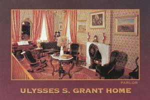 Illinois Galena Ulysses S Grant Home Parlor