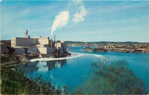 Saint John NB~John D Irving Pulp & Paper Mill~Slack Water~Reversing Falls~1950s