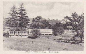 Pennsylvania Innabah Camp Looking Across The Hills Albertype