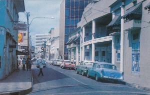 MANAGUA , Nicaragua , 50-60s ; Avenida Roosevelt