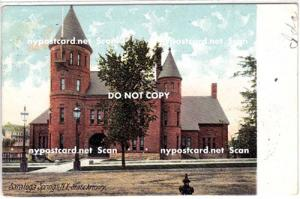 Armory, Saratoga Springs NY,
