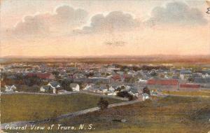 Aerial View of Truro Nova Scotia