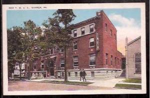 PA Warren Y M C A Building 1924