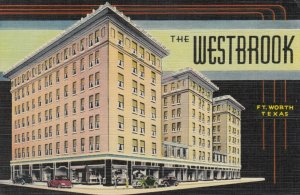 FORT WORTH , Texas , 1930-40s ; The Westbrook