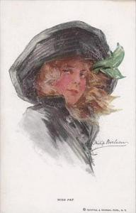 Philip Boileau Beautiful Lady Miss Pat