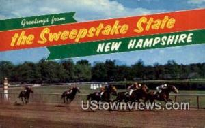 Greetings from New Hampshire Greetings from NH Unused