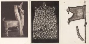 Wien Cradle Of The King Of Rome Schafzkammer Royal Regalia 3x German Postcard s