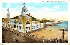 New Jersey Atlantic City The Steel Pier Curteich