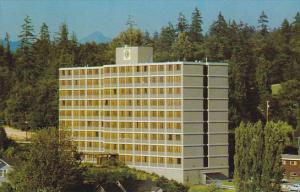 Canada L J Christmas Manor Senior Citizens Home Coquitlam British Columbia