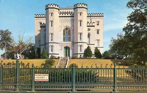 LA - Baton Rouge, The Old State Capitol