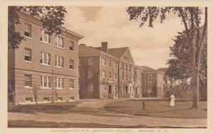 New Hampshire Hanover Fayerweather Row Dartmouth College Albertype