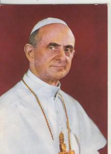 Postal 008292: Santo Padre Pablo VI