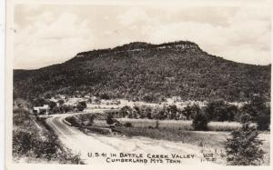 RP: CUMBERLAND MTs , Tennessee , 30-40s ; U.S. 41 in Battle Creek Valley