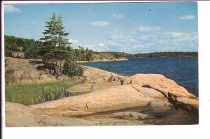 Rugged Georgian Bay, Parry Sound, Ontario,  Thompson's,