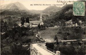 CPA  Serraval(Hte-Savoie) -Vue Générale  (439880)