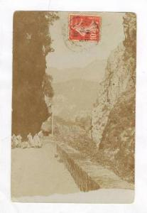 RP  Mountain Road, Carcassonne, France, PU-1919