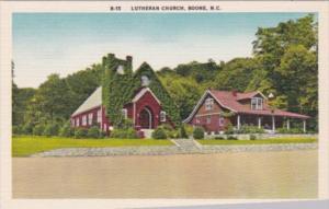 Church Lutheran Church Boone North Carolina