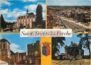 Postcard Modern Saint Yrieix la Perche Haute Vienne The City Hotel General view