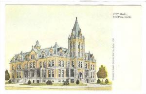 Exterior, City Hall, Regina,Saskatchewan, Canada,00-10s