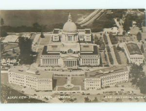 Unused 1940's CAPITOL BUILDING Olympia Washington WA n2730