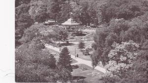 Section of Public Gardens, Halifax, Nova Scotia, Canada, 40-60´s