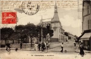 CPA Champigny - La Mairie (659605)