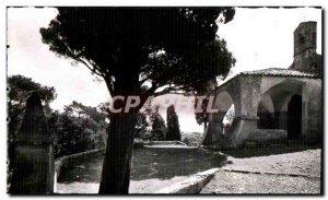 Postcard Modern Saint Tropez La Chapelle Sainte Anne