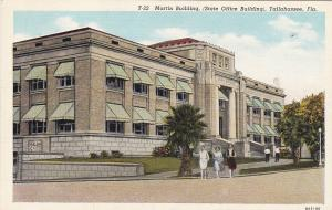 Martin Building, State Office Building, TALLAHASSEE, Florida, 1930-1940s